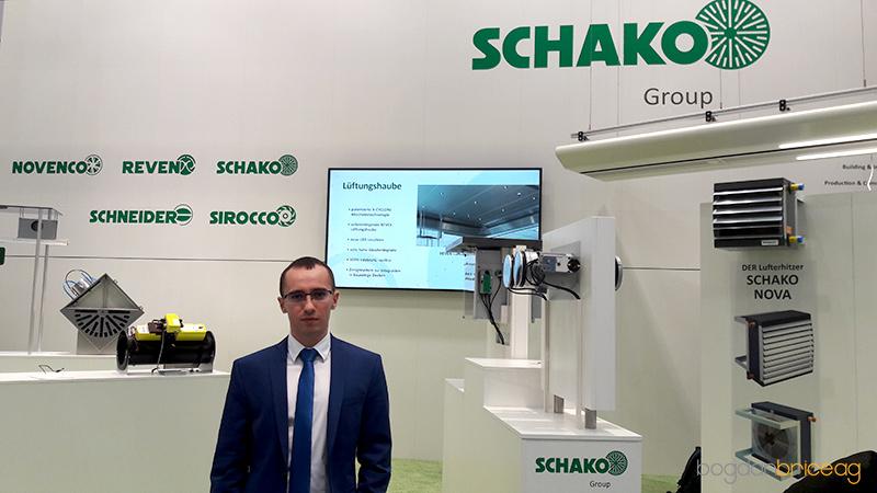 Bogdan Briceag - consultant filtrare aer industrial