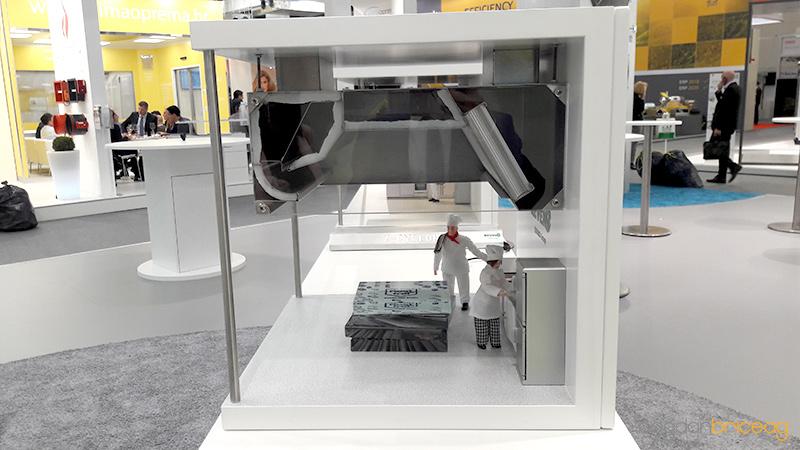 Hote REVEN cu inductie si separatoare mecanice X-CYCLONE