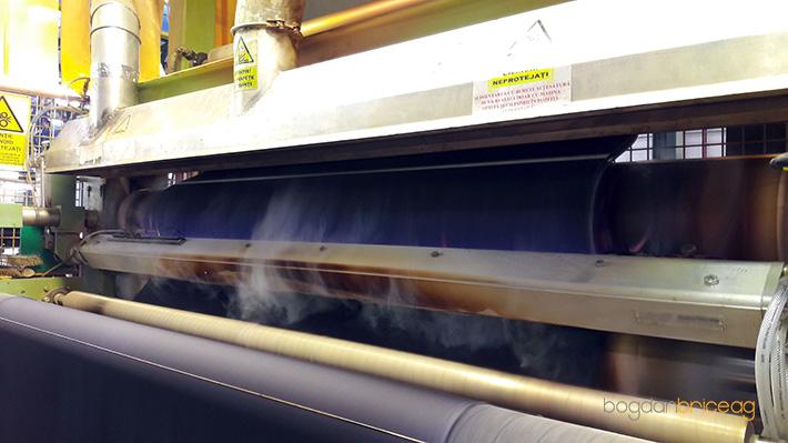 Filtrarea particule fum si praf fin cu echipament electrostatic